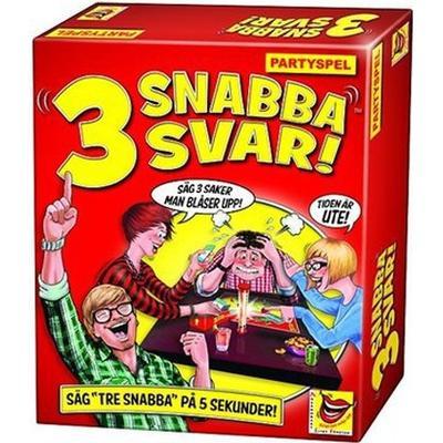 ALF 3 Snabba Svar! (Svenska)