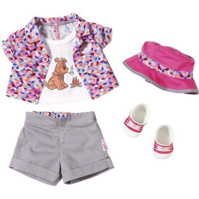 Zapf Baby Born Play & Fun Deluxe Camping Outfit