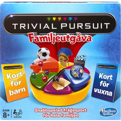 Trivial Pursuit Familjeutgåvan