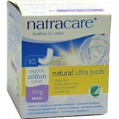 Natracare Natural Ultra Bind Long 10-pack