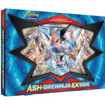 Pokémon Ash Greninja EX Box (Engelska)