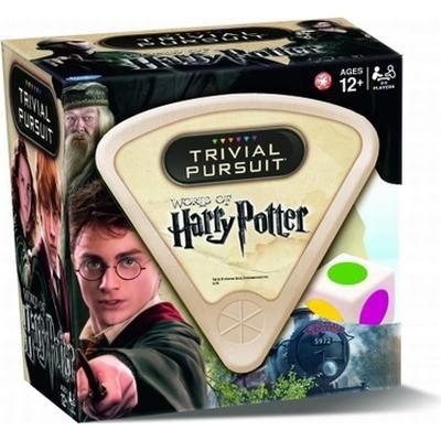 Trivial Pursuit World of Harry Potter Edition (Engelska)