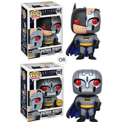 Funko Pop! Heroes Animated Batman Robot