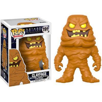 Funko Pop! Heroes Animated Batman Clayface