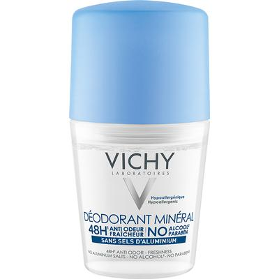 Vichy Mineral Deo Roll-on 48h 50ml