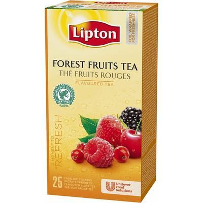 Lipton Forest Fruit Tea 6 x 25 pack