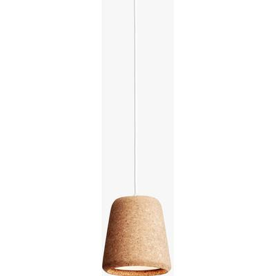 New Works Material Cork Taklampa