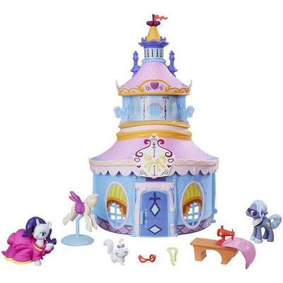 Hasbro My Little Pony Friendship is Magic Collection Rarity Carousel Boutique Set B8812