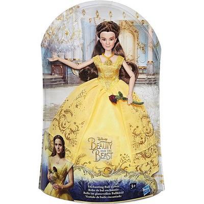 Hasbro Disney Beauty & the Beast Enchanting Ball Gown Belle B9166