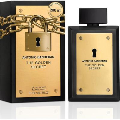 Antonio Banderas Golden Secret EdT 200ml