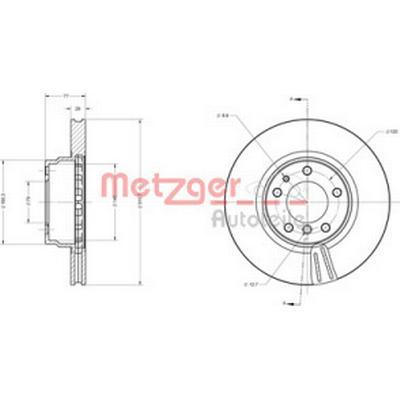 Metzger 6110383
