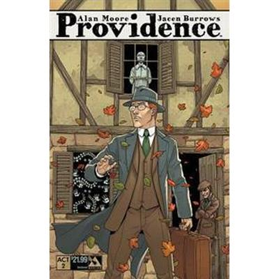 Providence act 2 limited edition hardcover (Inbunden, 2017)