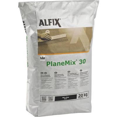 Alfix PlaneMix gulvspartelmasse - 20 kg