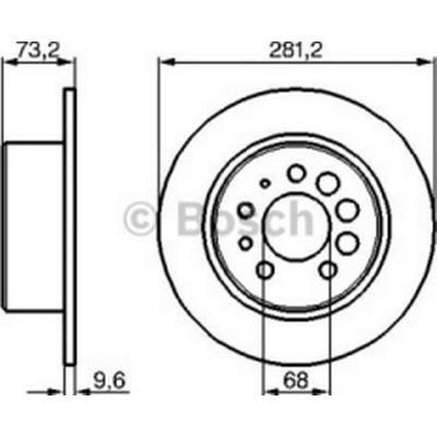 Bosch 0 986 478 143