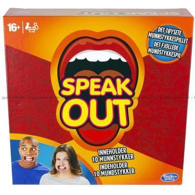 Speak Out (Dnk/Nor) (Danska, Norska)