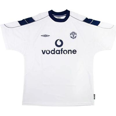 Umbro Manchester United Away Jersey 00/01