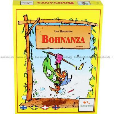 Lautapelit Bohnanza