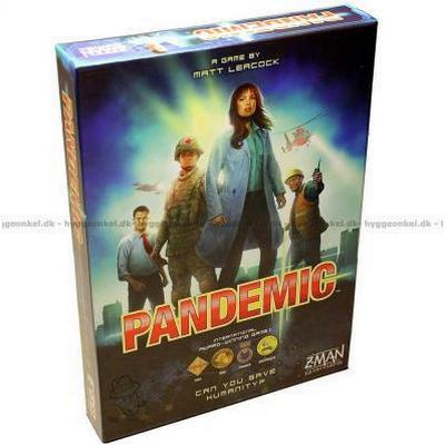 Pandemic (Engelska)