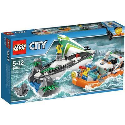 Lego City Sailboat Rescue 60168