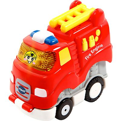 Vtech Go! Go! Smart Wheels Press & Race Fire Truck