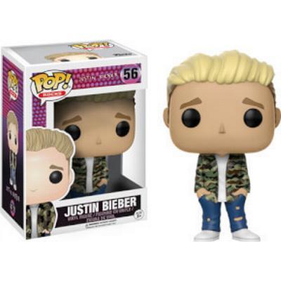 Funko Pop! Rocks Justin Bieber