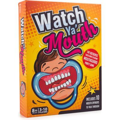 Kickstarter Watch Ya' Mouth (Engelska)