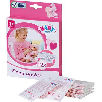 Zapf Baby Born Food 12pcs