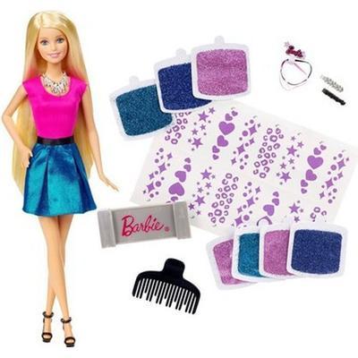 Mattel Barbie Glitter Hair