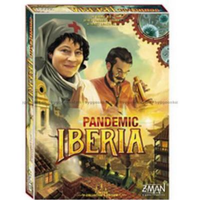 Pandemic: Iberia (Engelska)