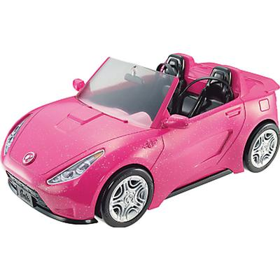 Mattel Barbie Convertible Car