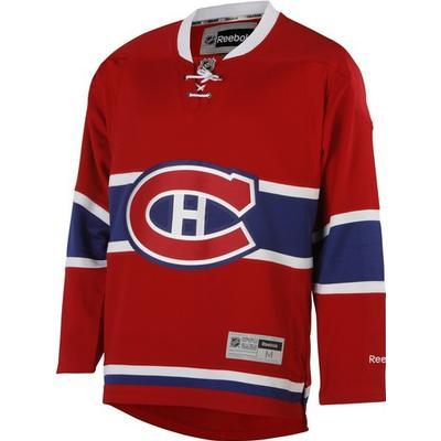 Reebok Montreal Canadiens Premier Home Jersey