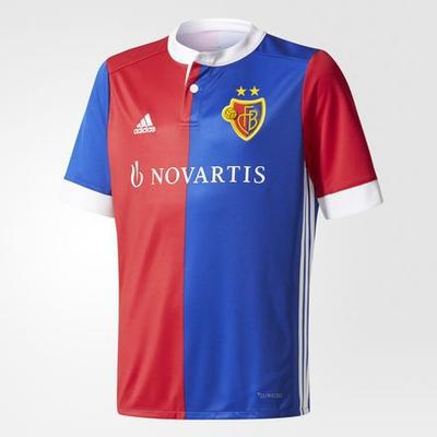 Adidas Basel FC Home Shirt 17/18 Youth