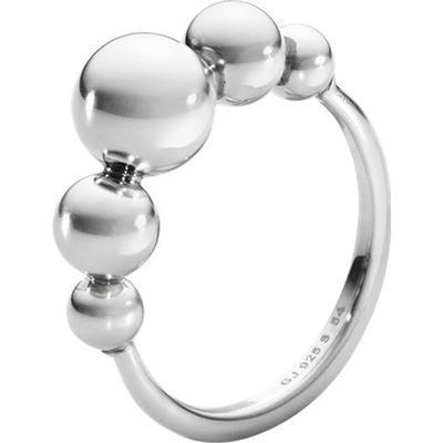 Georg Jensen Moonlight Grapes Silver Ring (3560980)