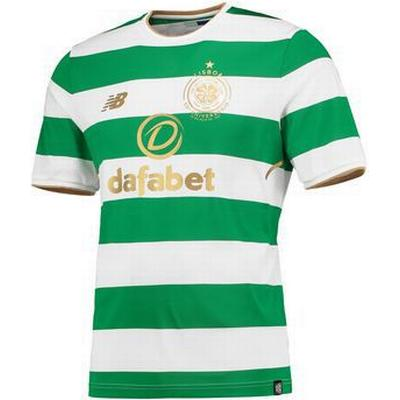 New Balance Celtic FC Home Jersey 17/18 Sr