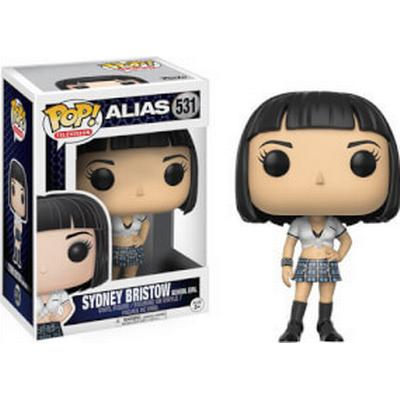 Funko Pop! TV Alias Sydney Bristow School Girl