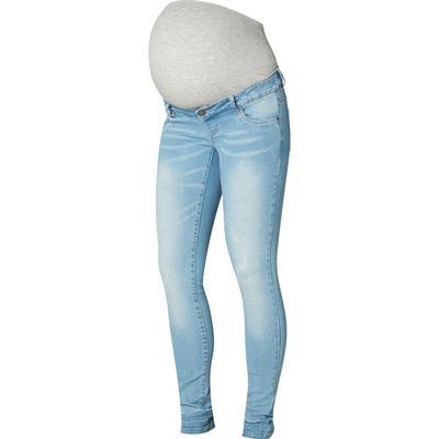 Mama.licious Slim Maternity Jeans BlueLight Blue Denim (20007113)