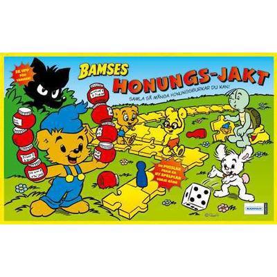 Kärnan Bamse Honungs Jakt