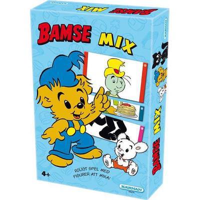 Egmont Kärnan Bamse Mix