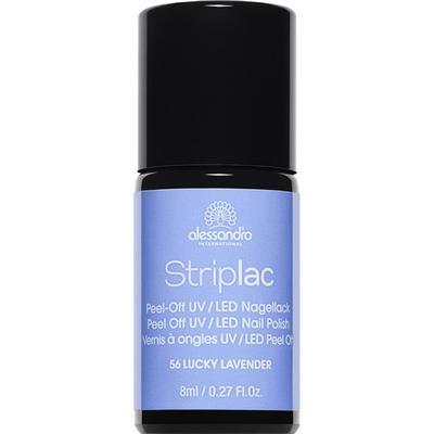 Alessandro Striplac Nail Polish #156 Lucky Lavender 8ml