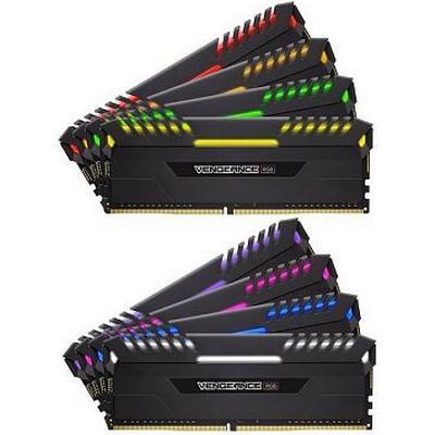 Corsair Vengeance RGB DDR4 3000MHz 8x8GB (CMR64GX4M8C3000C15)