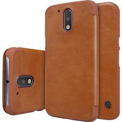 Nillkin Qin Series Case (Moto G4/G4 Plus)