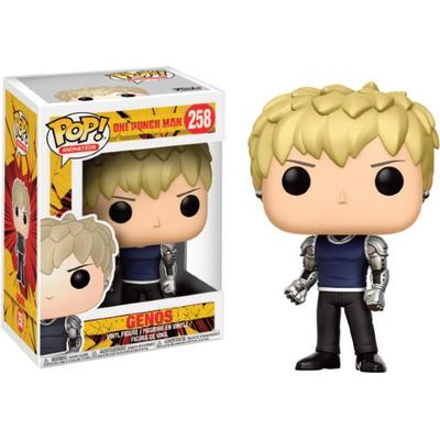 Funko Pop! Anime One Punch Man Genos