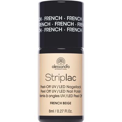 Alessandro Striplac Nail Polish French Beige 8ml