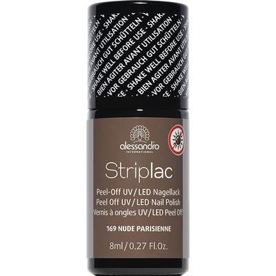 Alessandro Striplac Nail Polish #169 Nude Parisienne 8ml