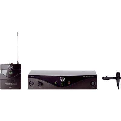 AKG Perception Wireless 45 Presenter Set Band-D Upptagningsförmåga Cardioid