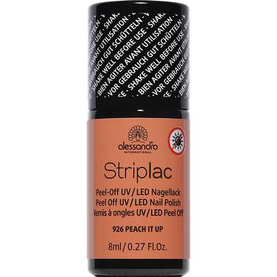 Alessandro Striplac Nail Polish #926 Peach it Up 8ml