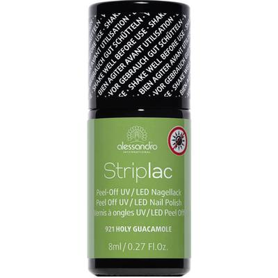Alessandro Striplac Nail Polish #921 Holy Guacamole 8ml