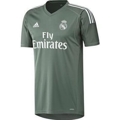 Adidas Real Madrid Home Goalkeeper Jersey 17/18 Sr