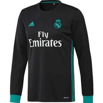 Adidas Real Madrid Away LS Jersey 17/18 Sr