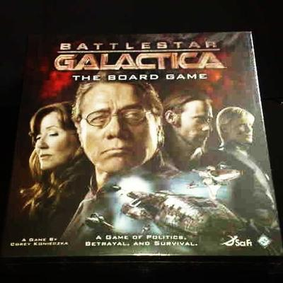 Fantasy Flight Games Battlestar Galactica (Engelska)